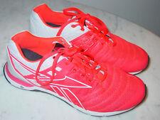 Womens Reebok CrossFit Nano Speed V53929 Cherry Mesh Cross Training Shoes  Size 8 1f92152d5