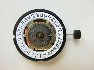 "Ronda 11½""' cal. 315 date at 6 Swiss N.O.S. watch movement"