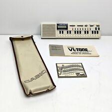 Vintage Casio VL-Tone VL-1 Electronic Keyboard Synthesizer,  Soft Case TESTED