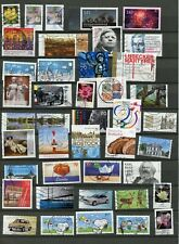 Briefmarken  Lot Bund  2018