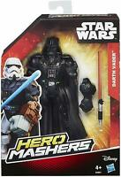Starwars Héroe Masher Darth Vader Figura