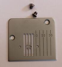 Stichplatte für Nähmaschine AEG NM 380 / AEG NM 376B