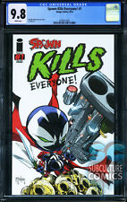 SPAWN KILLS EVERYONE #1 - FIRST PRINT - CGC 9.8 - SOLD OUT - IMAGE COMICS - HOT