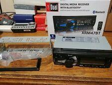 New listing Dual Car Digital Media Receiver w/ Bluetooth (Xrm47Bt) No Remote