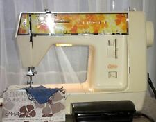 Singer Genie 353 Portable Electric Zig-Zag Embroidery Sewing Machine