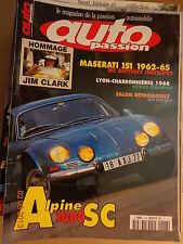 REVUES AUTOS DES ANNEES 80-90 A VENDRE POUR L'ESSAI DE VOTRE VOITURE - ORIGINAL-