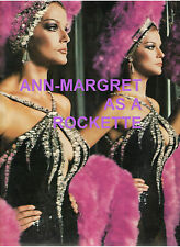 ANN MARGRET ROCKETTE PRESS KIT POSTER 2 TRANSPARENCY PECK VEREEN DIAHANN SILLS