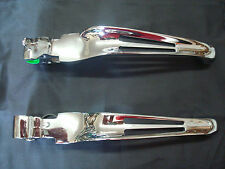 FOR HARLEY DAVIDSON 1996 & UP BIG TWIN CHROME 2 SLOT EROGONOMIC LEVER