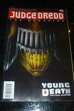 JUDGE DREDD THE MEGAZINE Comic - Series 1 - No 12 - Date 09/1991 - UK Comic