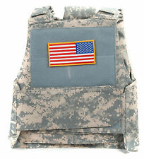 TACTICAL AIRSOFT PAINTBALL BODY ARMOR VEST ACU CAMO-33947