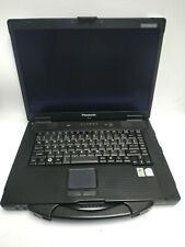 Panasonic Toughbook Laptop CF-52 - Core 2 Duo 4GB RAM 320GB HDD Windows 7 - L34