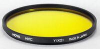 Hoya HMC 46mm Yellow K2 Multi-Coated B&W Filter - Made in Japan MPN: A-46K2-GB