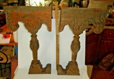 Vintage Architectural Salvage Table Legs Set of 2