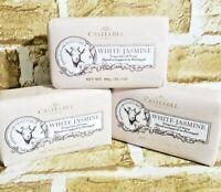 Castelbel Porto White Jasmine Goat's Milk Luxury Soap Bar 10.5oz Portugal Made