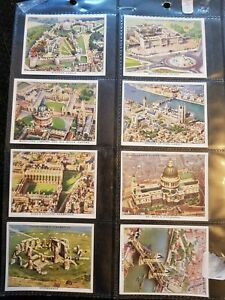 Wings over the Empire - Churchman Cigarette Cards (1939) Buy 2 & Save