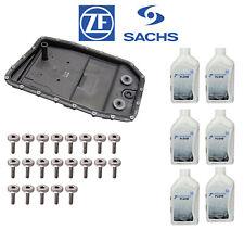 BMW Auto Transmission Filter Kit Fluid Bolts ZF GA6HP26Z E60 E63 E64 E65 E66