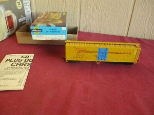 Athearn #1625 HO Scale Libby's Famous Foods TLDX 37 Reefer Train Car Railroad