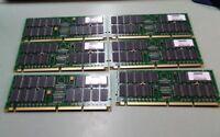 LOT OF 2 Dataram 62689 1GB DDR2 PC4200 Memory