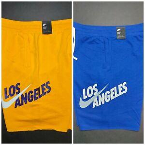 Nike Sportswear Los Angeles Lakers Alumni Athletic Shorts CQ7220-739 CQ7220-455