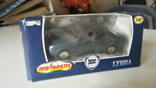 Modellini statici di auto , furgoni e camion blu marca Majorette pressofuso