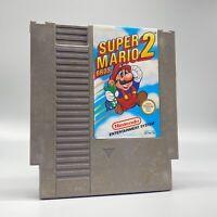 Jeu - Super Mario Bros 2 - Nintendo - PAL FRA - NES - Nintendo (ML)