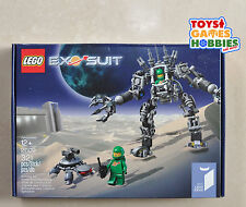 *NEW* LEGO Ideas Exo-Suit 2109 Space Astronaut Mech Robot Galaxy Exo Suit