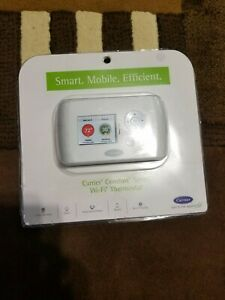 Carrier Comfort Series 7-Day Programmable Wi-Fi Thermostat TC-WHS01