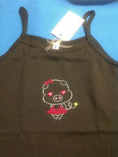 Sweet Peggy 100% Cotton Tank Top/Women Apparel/Size Medium