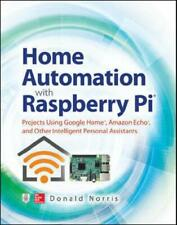 Home Automation With Raspberry Pi by Donald Norris (author)