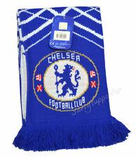 Chelsea FC EPL Football Soccer Licensed Apex Jacquard Scarf Scarve