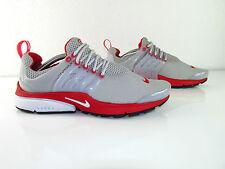 Nike Air Presto Neutral Grey University Red XXS  UK_6-7  US_7-8 Eur 40-41