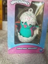 Hatchimals Pink and Blue Christmas Ornament