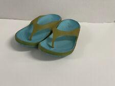 Crocs Athens Thong Sandals Flip Flops Women Size 6
