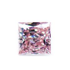0.21ct Pink Diamond - Natural Loose Fancy Orangy Pink ARGYLE Cert GIA Princess