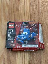 Lego 9479 Disney - Pixar Cars 2 - Ivan Mater NEW - See Description Box Damaged