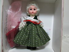 "New MADAME ALEXANDER 8"" Girl  Doll OLD LADY IN THE GINGERBREAD HOUSE - 35621 NIB"