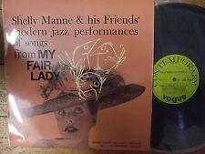LAC 12100 Shelly Manne & His Friends Vol 2 - 1950's LP