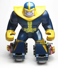 2016 LEGO Marvel Thanos (76049) with Boots Minifigure Brand New Infinity War