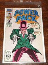 POWER PACK #59 (OCT 1990) / VF / MARVEL COMICS