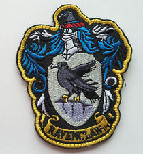 Harry Potter House Logo Embroidered HOOK & LOOP PATCH  sh  692