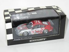 1/43 Porsche 911 GT3 Cup  Flying Lizard  Daytona 24 Hrs 2004 #74