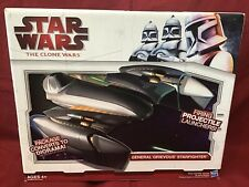 Star Wars The Clone Wars General Grievous' StarFighter NEW