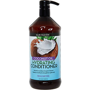 Hair Pasion Coconut Oil Hydrating Conditioner 1000ML(WITH ANTIOXIDANT COMPLEX)