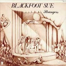 "Blackfoot Sue:  ""Strangers"" + bonustracks (CD Reissue)"