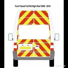 Ford Transit High Roof Chevron Kit 2006 - 2014 3/4 Kit.