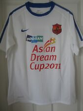 Nike 2011 Asian Dream Cup Miura Player Issue Soccer Jersey Size L Japan Kagawa