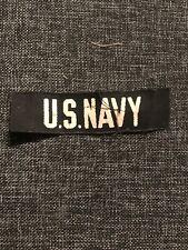 Korean War Era/ Early Vietnam  Black And White U.S. Navy Riverine Tape