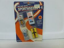 NSG Traffic Stoppers Sport Wheels Plus 4 w/ Corvette, Chevelle & T-Bird