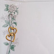 Creative Memories 12x12 Wedding Border Scrapbook Refill Pages RCM-12WB 2 Packs