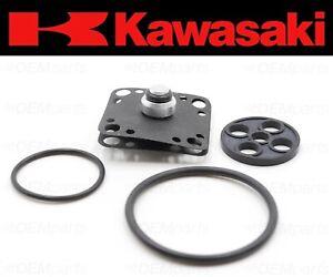 Complete Fuel Petcock Valve Repair Set Kawasaki KZ440 KZ550 KZ650 KZ750 ZL600